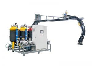 High pressure pu polyurethane Mifteya mazûlkirina înjectionê ji bo xweya germê ya zêrîn ya zivistanê