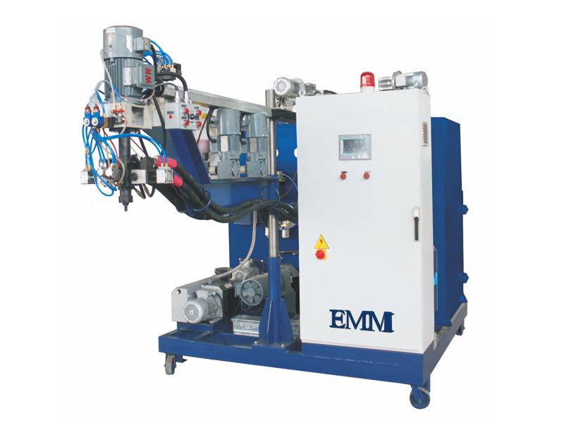 EMM106 pu elastomer pîşesaziya pişesaziyê ji bo hilberên polyurethane