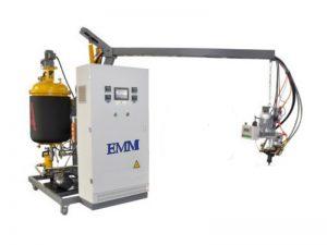 Low pressure pressure polyurethane rigid rigid cornice manufacturing machine