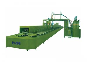 Silicon Foam Dosing & Machining Machine