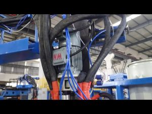 TPU Series Ration Blending Machine Fragmenting Machine polyurethane spray foam machine