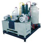 Polyurethane high pressure foaming machine pu fence machine foam