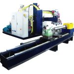 Polyurethane elastomer pouring machine for pu mousepad