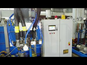 sê parçeyên polyurethane elastomer pouring machine / pu elastomer pouring machine / cpu machine pouring